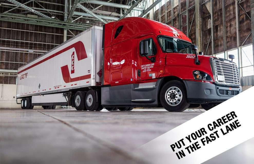 Truck Driving Job Crete Carrier